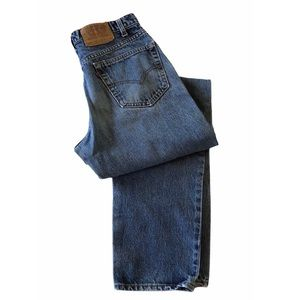 Levi's 550 USA Relaxed Fit Vintage Jeans 33